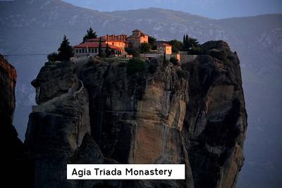 Agia Triada Monastery