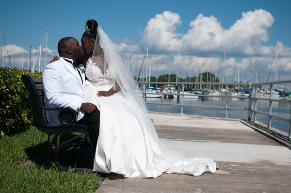 Vivian and Adarius' Wedding