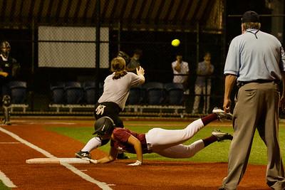 Summer Softball-East Hampton vs Northport