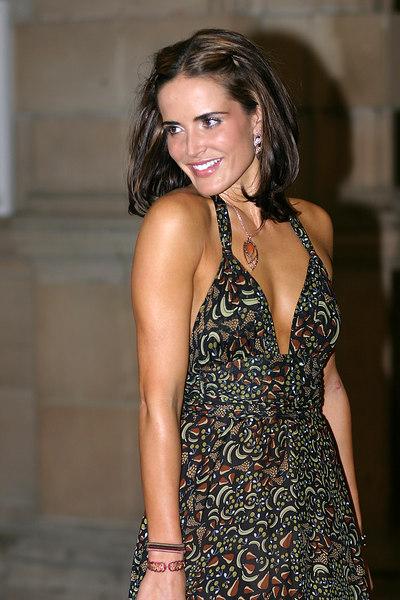 Sophie Anderton, model.