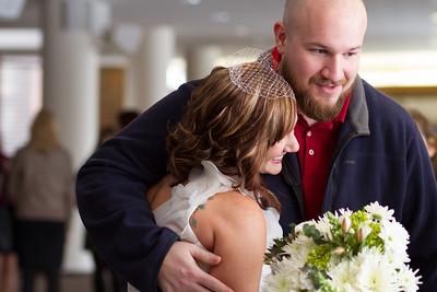 Amber + Jacob's Post Wedding Ceremony