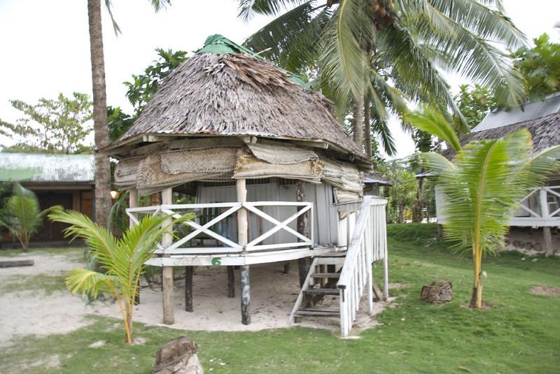 Beach Fale, Savai'i Samoa