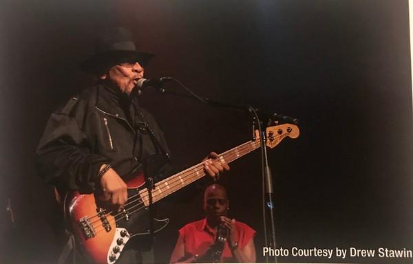 Billy Cox Nashville Musican