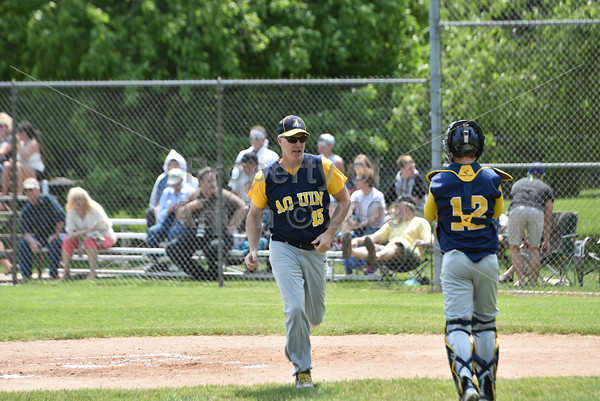 baseball regional final v. le-win . 5.21.16