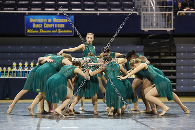 #194 Wayne State Dance Team