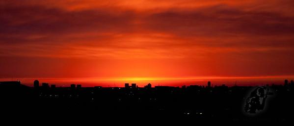 DFW Sunrise