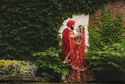 Alkprit & Ancur Wedding