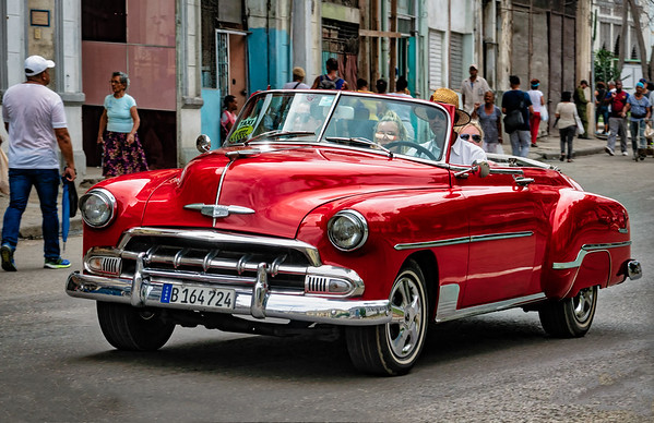 In Cuba