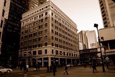 Downtown Shoot