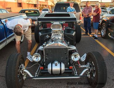Car Show-2014-K-Mart Cruise