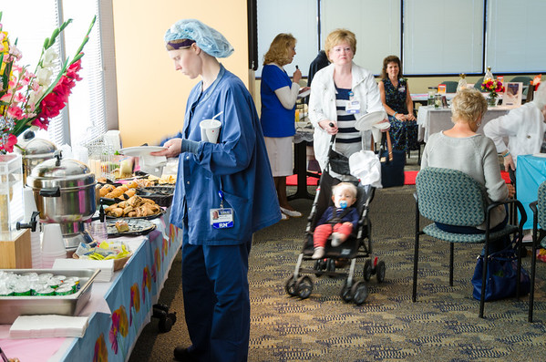 Kadlec Nurses Week Breakfast