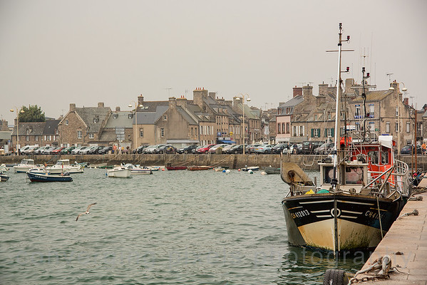 Cherbourg, France:  Sain-Vaast-la-Hougue.