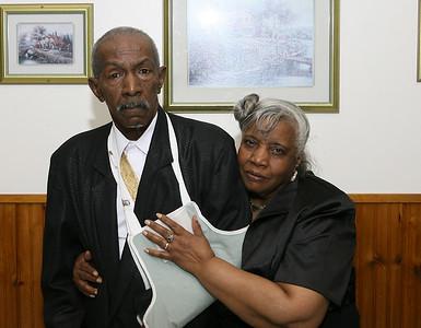 Alfred & Janet 50th Wedding Anniversary