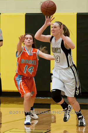 Girls Varsity Basketball # 14 - 2011