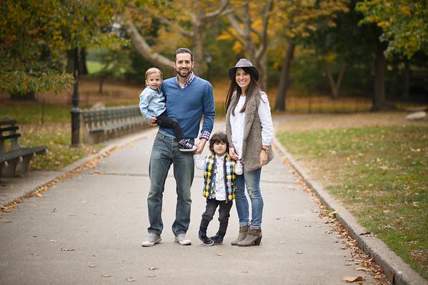 Ben-Dor Family Photos 2015
