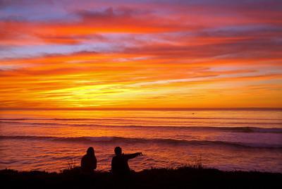 Beaches, La Jolla, and Mission Bay