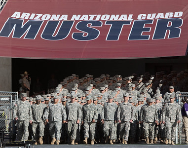 Arizona National Guard Muster 2014