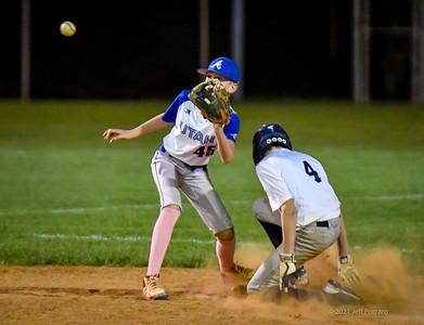 Orem Aces v Hammerz U13 Baseball 2021