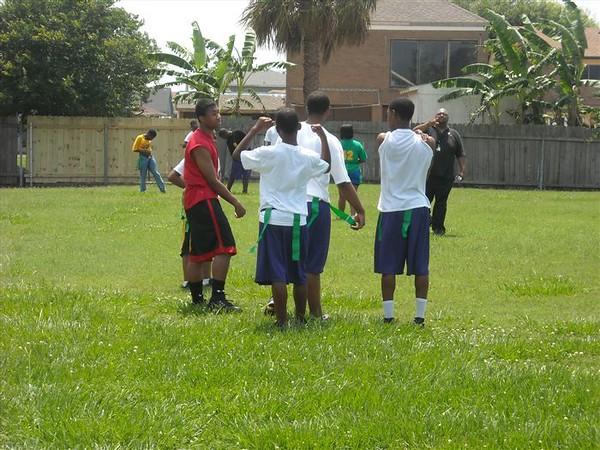 Flag Football Tournament