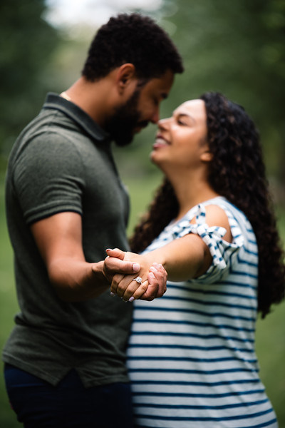 Gabriel & Jen Proposal