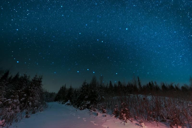Cloud of stars