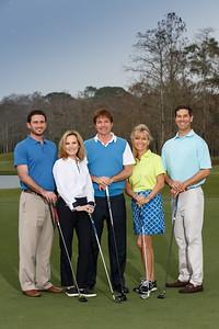 Golf Committee Magazine Shoot