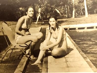 Isabel Sergio e Zelinha Adalberto