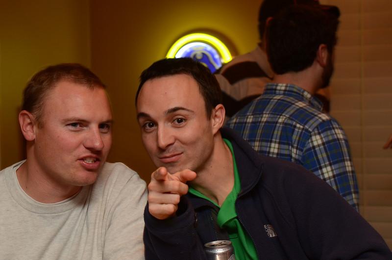 JG and Chris