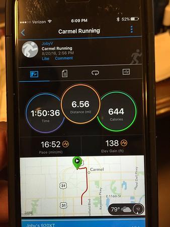 2016 Eagle Creek Virtual Race