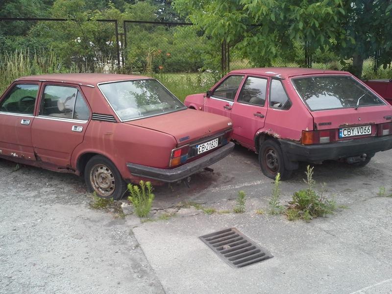 Fiat 132, Łada Samara