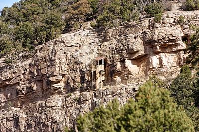 Sandia Cave Hike - 11-20-2020