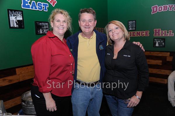 ETSU Meet and Greet at Beef O'Brady's 10-17-2013