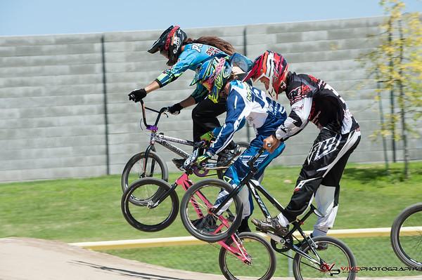 Spreckels Park BMX 8-10-2014