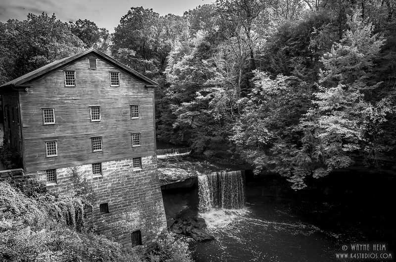 Mill Creek Mill    Photography by Wayne Heim