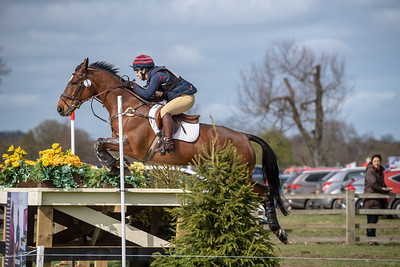 2019-03-31 Belton Horse Trials Sunday afternoon Cross Country
