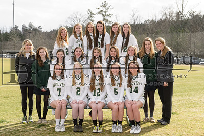2014-15 Girls Team and Individuals