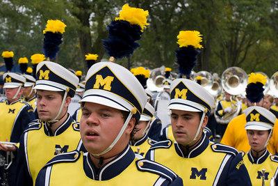 Michigan vs. Wisconsin - Ann Arbor, 9-23-06