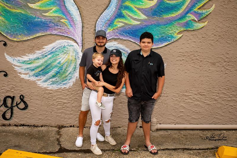 Visit with Tim's Kids
