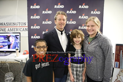Rand Paul Office Phone Bank 1-17-16