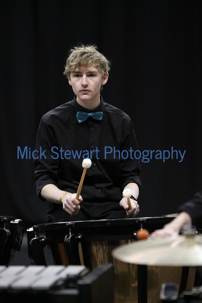 Hickory High School Concert Percussion