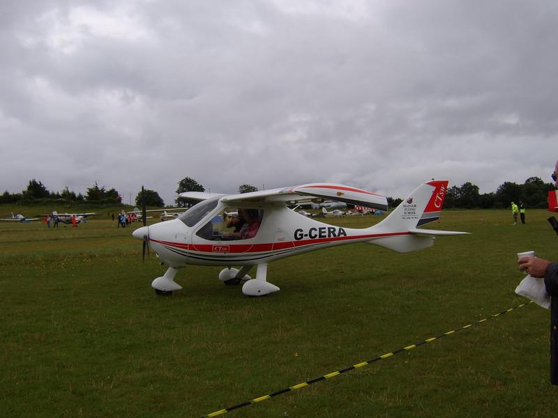 Popham August 2008