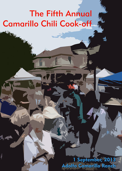 Camarillo Chili Cookoff 2013