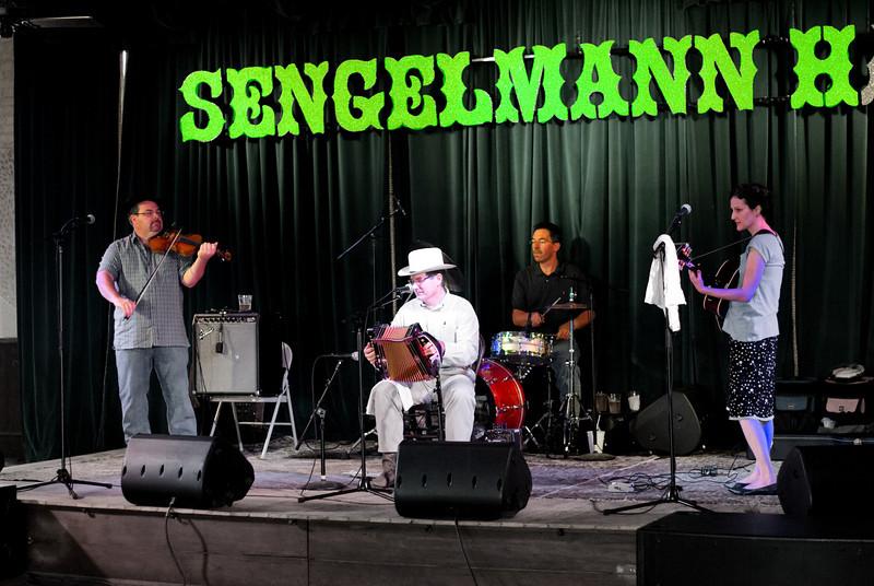 Cory McCauley at Sengelmann Hall