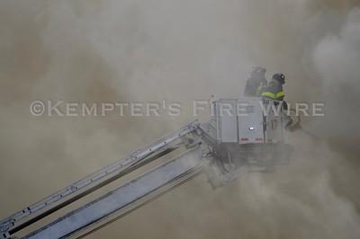 3rd Alarm Fire - 307 Bruckner Blvd, Bronx NY - 5/4/2020