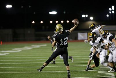 El Dorado vs Foothill Varsity 2015