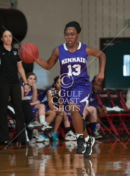 2013-01-25 Basketball JV Girls Kinkaid @ St. John's