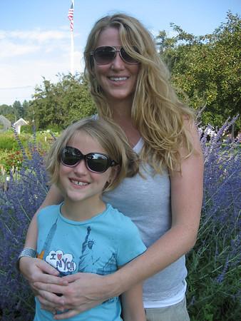 Mom's Visit, 2012, July