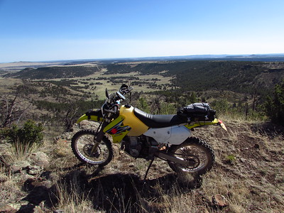 Springerville, AZ & Saffel ATV Trail DS Trip  May 27-29, 2017