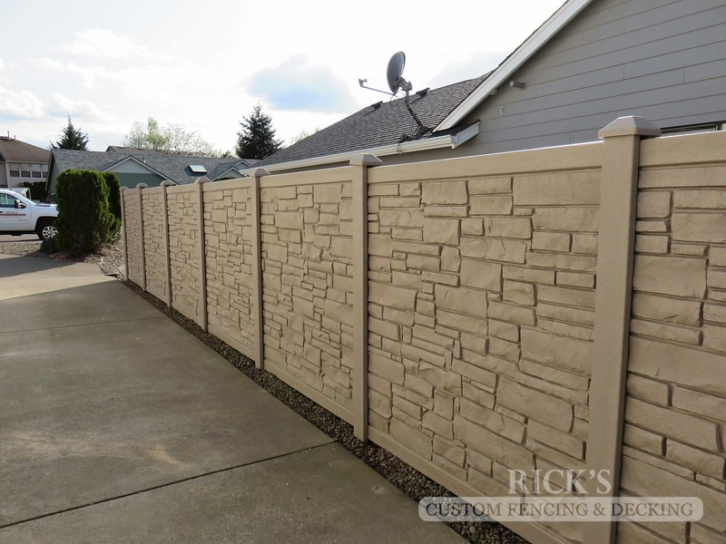 4016 - Allegheny Simulated Rock Fencing