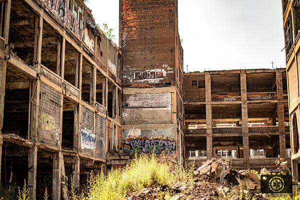 Packard Plant 7-27-2019